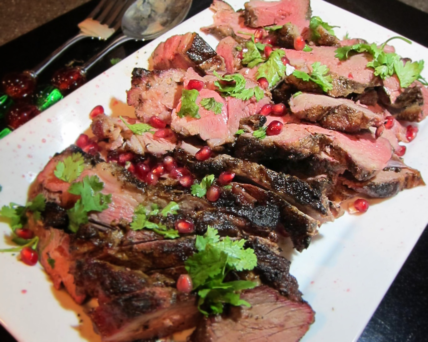 Grilled Butterflied Leg of Lamb | wishing for horses
