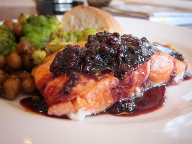 blkbry salmon