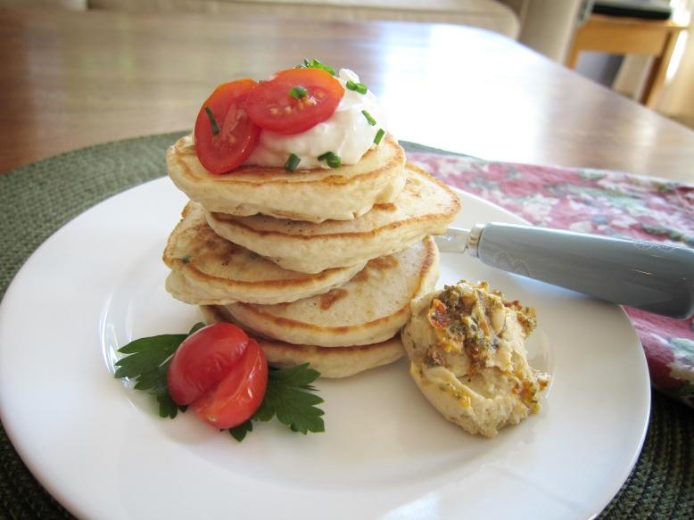 Savory Pamcakes