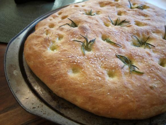 foccia bread