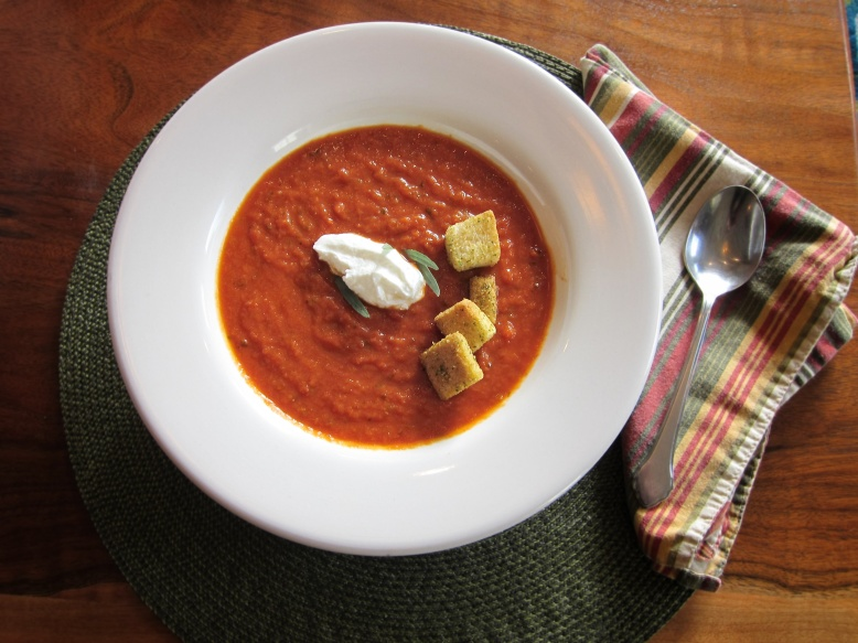 tomato soup 1