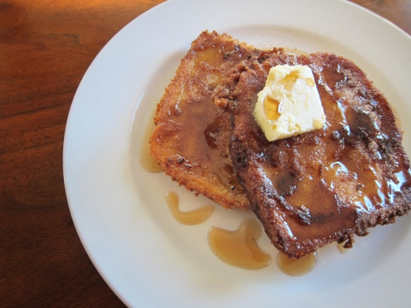 bear paw french toast