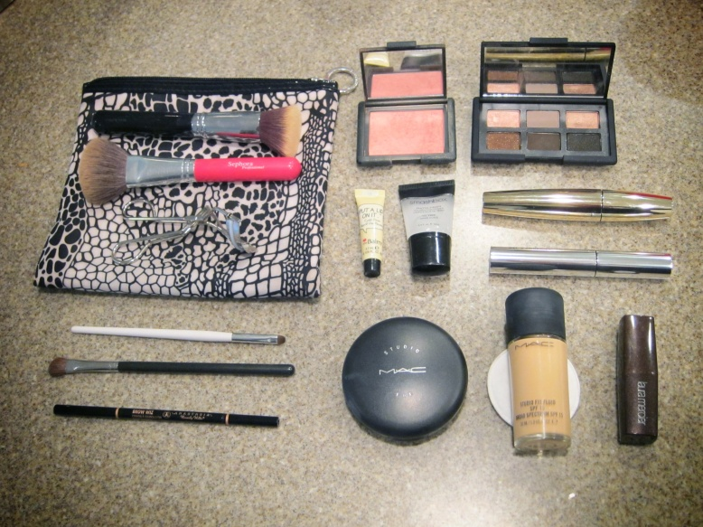 daily make-up