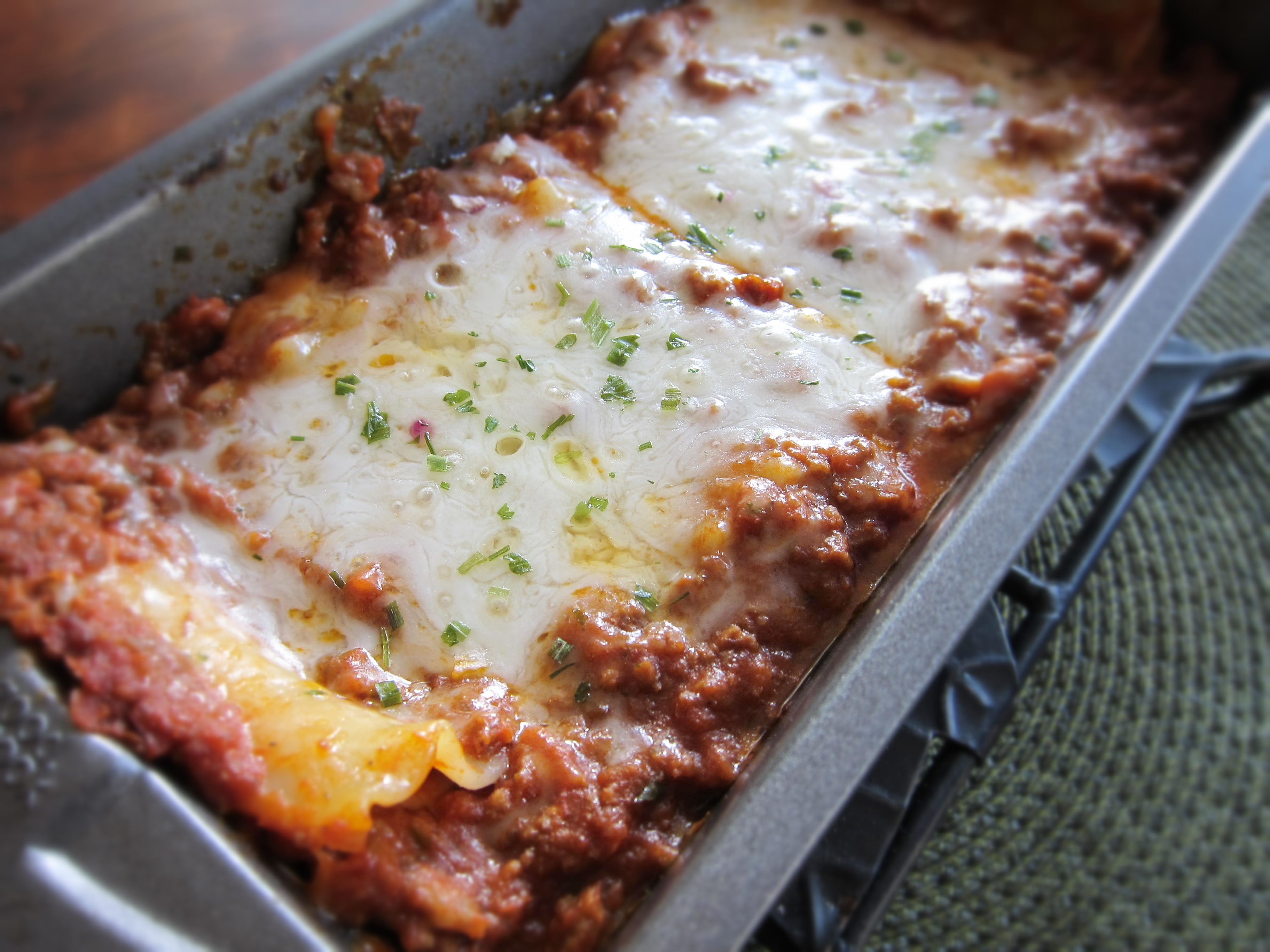 Sausage Bolognese | wishing for horses