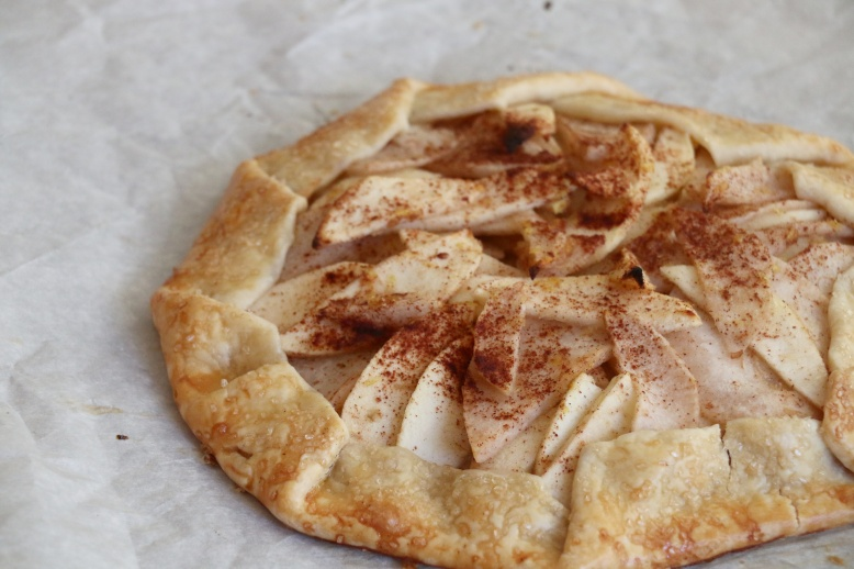pear & Apple tart